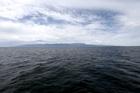 Полуостров Святой Нос: вид из залива