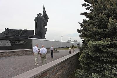Прогулка по Донецку